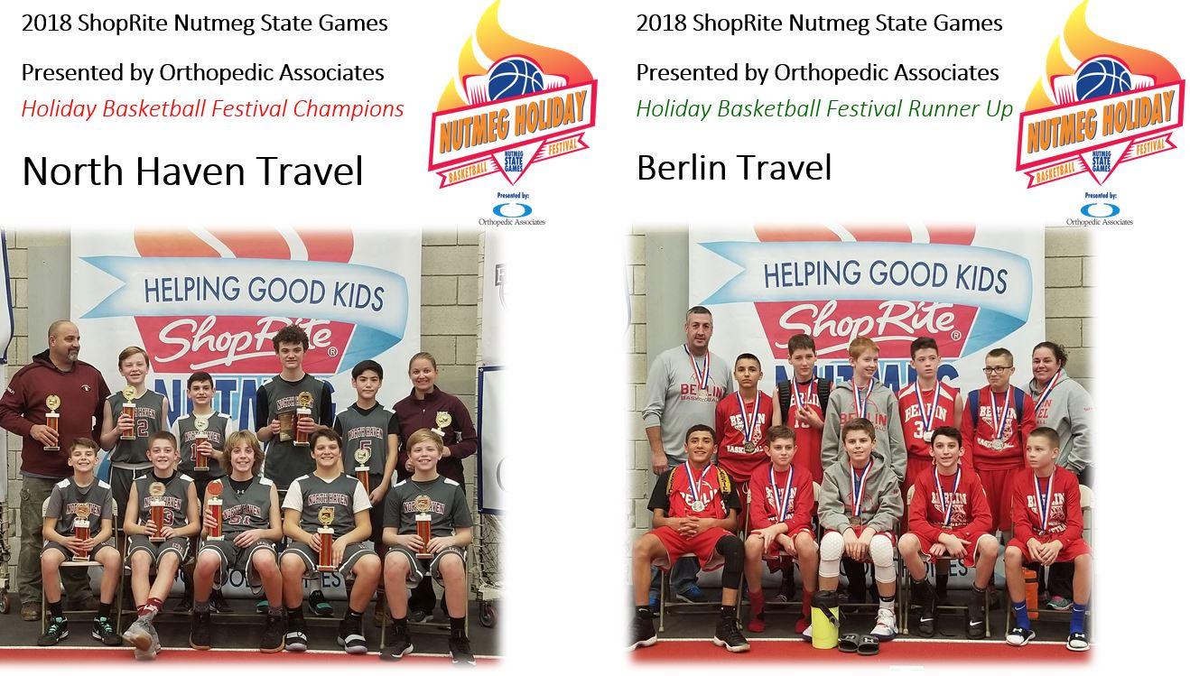 Holiday Basketball Tournament | Nutmeg State Games