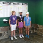 2014 Golf Tournament Medal Winners