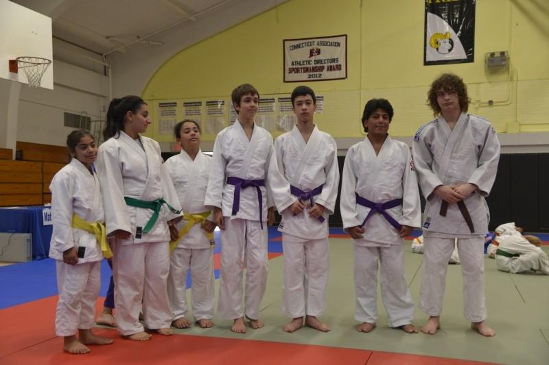 Judo   Nutmeg State Games