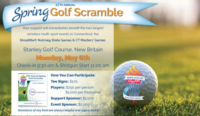 Spring Golf Scramble